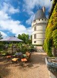 大别墅de l'Islette,法国 图库摄影