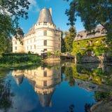大别墅de l'Islette,法国 免版税库存图片