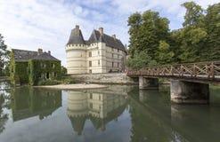 大别墅de l ` Islette,法国 免版税图库摄影