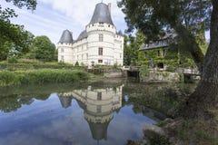 大别墅de l ` Islette,法国 免版税库存图片