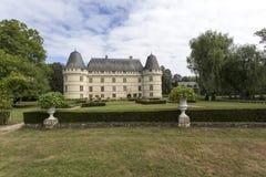 大别墅de l ` Islette 免版税库存图片