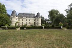 大别墅de l ` Islette 库存照片