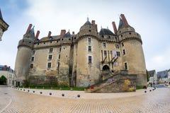 大别墅de Langeais,法国 免版税图库摄影