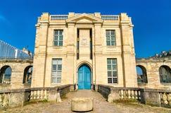 大别墅de Vincennes,在巴黎附近的第14个和17世纪皇家堡垒在法国 库存照片
