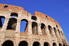 大剧场意大利罗马 免版税库存照片