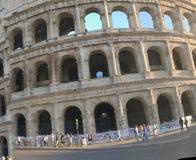 大剧场罗马,意大利 库存照片