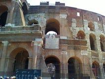 大剧场 罗马 古老建筑地标 免版税图库摄影