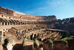 大剧场colosseo意大利罗马罗马 库存图片