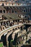 大剧场colosseo意大利罗马罗马 免版税库存照片