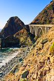 大加利福尼亚海岸sur 库存图片
