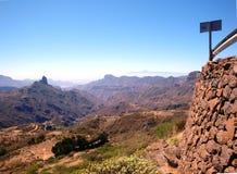 大加那利岛,加那利群岛 免版税库存图片
