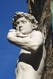 大卫米开朗基罗-佛罗伦萨意大利 免版税库存照片