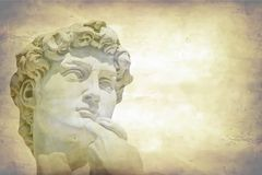 大卫 佛罗伦萨 免版税库存图片