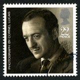 大卫・尼文英国邮票 免版税库存照片