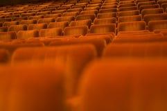 大厅位子 免版税图库摄影