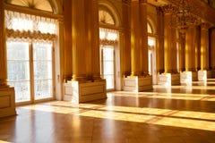 大厅博物馆 库存照片