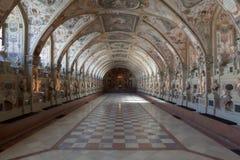 大厅宫殿 库存照片