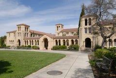 大厅斯坦福toyon大学 免版税库存图片
