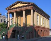大厅有历史的市场 图库摄影