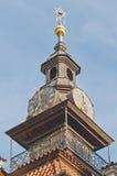 大厅犹太布拉格城镇 图库摄影