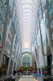 大厅现代办公室 免版税图库摄影