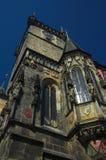 大厅老布拉格城镇 免版税库存图片