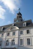 大厅萨尔布吕肯城镇 免版税库存照片