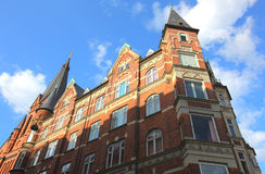 大厦丹麦 免版税库存照片