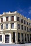 大厦乔治遗产城镇 免版税库存照片