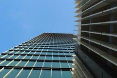 大厦企业高现代摩天大楼 库存图片
