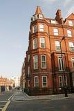 大厦伦敦样式维多利亚女王时代的著&# 免版税图库摄影