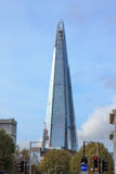 大厦伦敦碎片 免版税库存图片