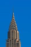大厦克莱斯勒曼哈顿 免版税图库摄影