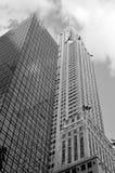 大厦克莱斯勒 免版税图库摄影