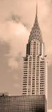 大厦克莱斯勒 免版税库存照片