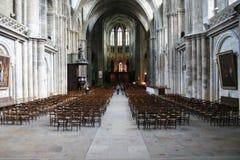 大厦内部在图卢兹,法国 免版税库存图片