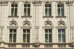 大厦再生 免版税库存照片