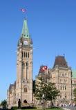 大厦加拿大议会 库存图片