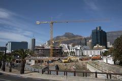 大厦发展开普敦南非 库存图片