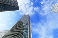 大厦商业伦敦 图库摄影
