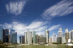 大厦商业区城市建筑学办公室概念 图库摄影