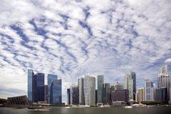 大厦商业区城市建筑学办公室概念 库存图片