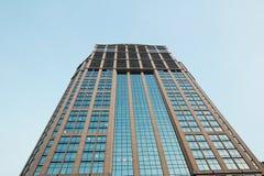 大厦商业高泰国 免版税库存图片