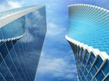 大厦商业 免版税图库摄影