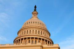 大厦团结的国会大厦状态 免版税库存图片