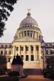 大厦国会大厦杰克逊状态 免版税库存图片