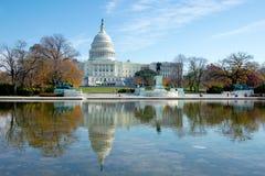 大厦国会大厦美国 免版税库存图片