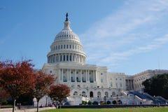 大厦国会大厦美国 免版税库存照片