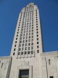 大厦国会大厦路易斯安那状态 免版税图库摄影