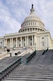 大厦国会大厦dc小山华盛顿 免版税图库摄影